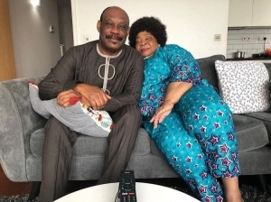 Loved Up: Don Jazzy Shares Lovely Pictures Of His Parents Having Sweet Moment